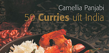 Cover van 50 Curries uit India