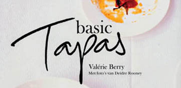 Kookboek Basic Tapas