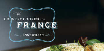 Cover van The Country Cooking of France