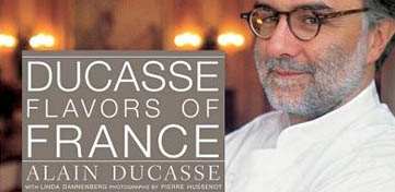 Cover van Ducasse - Flavors of France