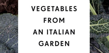 Cover van Vegetables from an Italian Garden