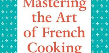 Cover van Mastering The Art of French Cooking