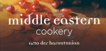 Cover van Middle Eastern Cookery