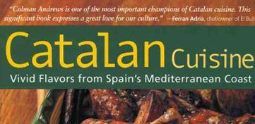 Cover van Catalan Cuisine