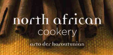 Cover van North African Cookery