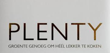 Cover van Plenty