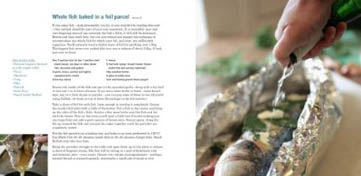 The River Cottage Fish Book boek