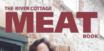 Cover van The River Cottage Meat Book