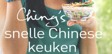 Cover van Ching's snelle Chinese keuken