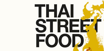 Cover van Thai Street Food