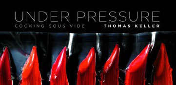 Under Pressure, Cooking Sous Vide boek