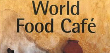 Cover van World Food Cafe